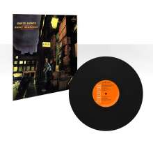 David Bowie (1947-2016): The Rise And Fall Of Ziggy Stardust And The Spiders From Mars (remastered 2012) (180g), LP