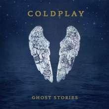 Coldplay: Ghost Stories, CD