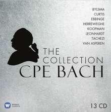Carl Philipp Emanuel Bach (1714-1788): Carl Philipp Emanuel Bach - The Collection, 13 CDs