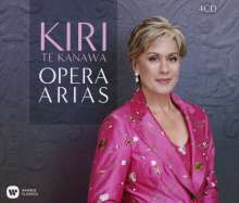 Kiri Te Kanawa - Opera Arias, 4 CDs