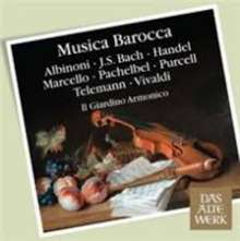 Il Giardino Armonico - Musica Barocca, CD
