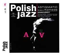 Komeda Quintet: Astigmatic, CD