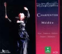 Marc-Antoine Charpentier (1643-1704): Medee (Oper in 5 Akten), 3 CDs