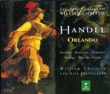 Georg Friedrich Händel (1685-1759): Orlando, 3 CDs