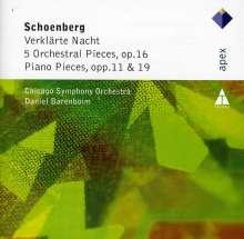 Arnold Schönberg (1874-1951): Verklärte Nacht op.4, CD