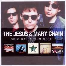 The Jesus And Mary Chain: Original Album Series, 5 CDs