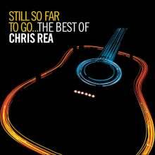 Chris Rea: Still So Far To Go: The Best Of Chris Rea, 2 CDs