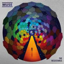 Muse: The Resistance, CD