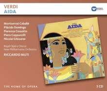 Giuseppe Verdi (1813-1901): Aida, 3 CDs