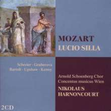 Wolfgang Amadeus Mozart (1756-1791): Lucio Silla, 2 CDs