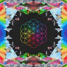 Coldplay: A Head Full Of Dreams, CD