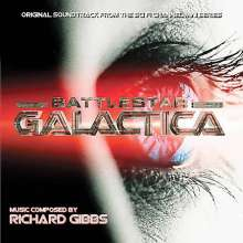 Richard Gibbs: Filmmusik: Battlestar Galactica, CD