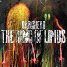 Radiohead: The King Of Limbs, CD