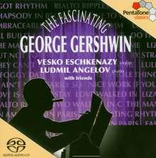 George Gershwin (1898-1937): The Fascinating George Gershwin, Super Audio CD