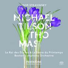 Igor Strawinsky (1882-1971): Le Sacre du Printemps, Super Audio CD