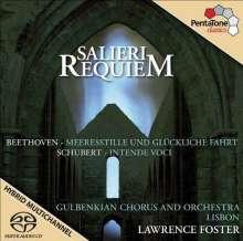 Antonio Salieri (1750-1825): Requiem, Super Audio CD