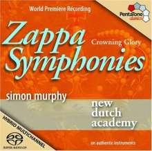 Francesco Zappa (1763-1788): Symphonien, Super Audio CD