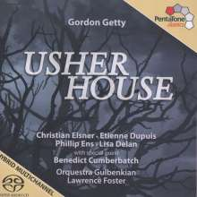 Gordon Getty (geb. 1933): Usher House, Super Audio CD