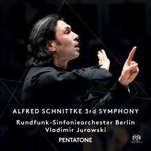Alfred Schnittke (1934-1998): Symphonie Nr.3, Super Audio CD