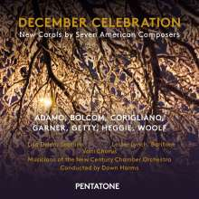 December Celebration, Super Audio CD