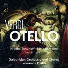 Giuseppe Verdi (1813-1901): Otello, 2 Super Audio CDs
