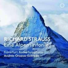 Richard Strauss (1864-1949): Alpensymphonie op.64, Super Audio CD