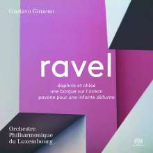 Maurice Ravel (1875-1937): Daphnis et Chloe (Ges.-Aufn.), Super Audio CD