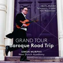 Grand Tour - Baroque Road Trip, Super Audio CD