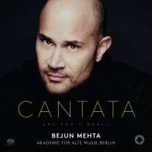 Bejun Mehta - Cantata, Super Audio CD