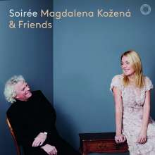 Magdalena Kozena & Friends - Soiree, Super Audio CD