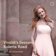 """Antonio Vivaldi (1678-1741): Flötenkonzerte nach Violinkonzerten """"Vivaldi's Seasons"""", 2 CDs"""