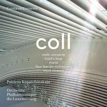 Francisco Coll (geb. 1985): Violinkonzert, Super Audio CD