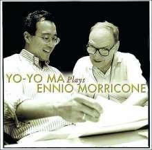 Yo-Yo Ma plays Ennio Morricone (Exklusive Wiederauflage für jpc), CD