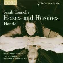 Sarah Connolly - Heroes and Heroines (Händel-Arien), CD