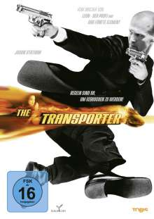 The Transporter, DVD