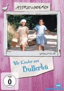 Wir Kinder aus Bullerbü, DVD