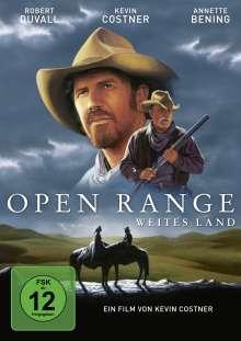 Open Range - Weites Land, DVD
