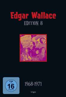 Edgar Wallace Edition 8, 5 DVDs
