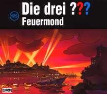 Die drei ??? (Folge 125) - Feuermond (3 CD-Box), 3 CDs