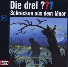 Die drei ??? (Folge 126) - Schrecken aus dem Moor, CD