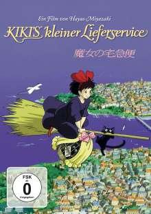 Kiki's kleiner Lieferservice, DVD