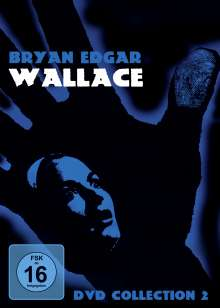 Bryan Edgar Wallace Collection 2, 3 DVDs