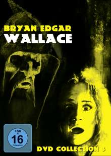 Bryan Edgar Wallace Collection 3, 3 DVDs