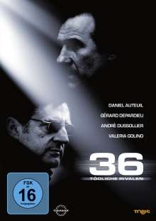 36 - Tödliche Rivalen, DVD
