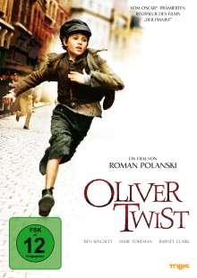 Oliver Twist (2005), DVD