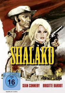 Shalako, DVD
