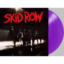 Skid Row (US-Hard Rock): Skid Row (180g) (Limited Edition) (Translucent Purple Vinyl), LP