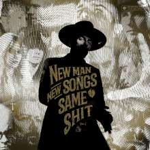 Me And That Man: New Man, New Songs, Same Shit Vol. 1 (White Vinyl), LP