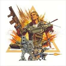 "Konami Kukeiha Club: Filmmusik: Metal Gear - Original MSX2 Videogame Soundtrack, Single 10"""