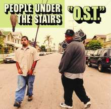 People Under The Stairs: O.S.T., 2 LPs